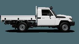 LandCruiser 70 Workmate
